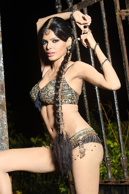 Kamasutra Launch Hot Exclusive Sherlyn Chopra