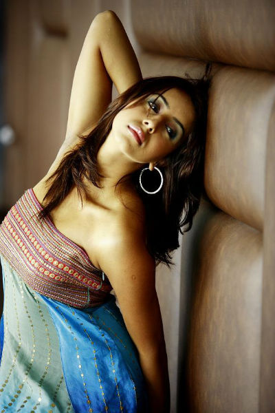 Sanjana Latest Hot PhotoShoot  | Filmy365 - cutmirchi.com
