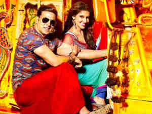 Akshay's Khiladi 786 (7 days) first week collection at Box Office - Oneindia Entertainment
