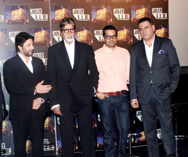 Jolly LLB First Look Launch Photos
