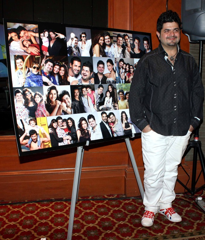 Daboo Ratnani Calender 2013 Launch | Picture 283944 - Oneindia Gallery