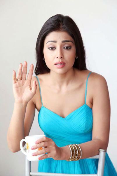 Shriya Saran Hot Stills From Chandra Movie - cutmirchi.