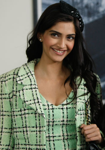 Sonam Kapoor to act with Mahesh Babu?