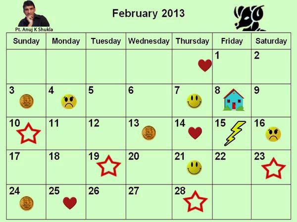 Penthouse Calendar 2013