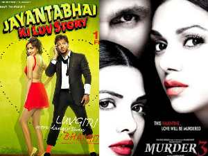 Murder 3, JKLS open to poor response at Box Office - Oneindia Entertainment