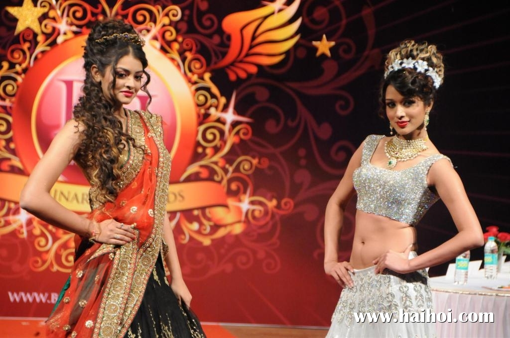 Bharat N Dorris 2013 Awards Stills