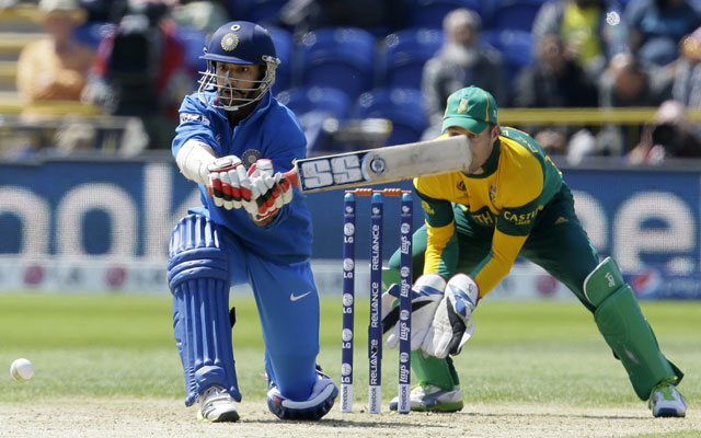 Champions Trophy: India vs South Africa- Live score