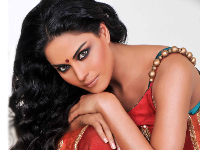 Meet the professional Veena Malik