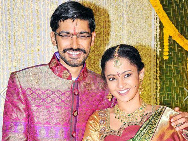 Ram Gopal Varm Daughter Wedding Photos | RGV Daughter Revathi Wedding ...