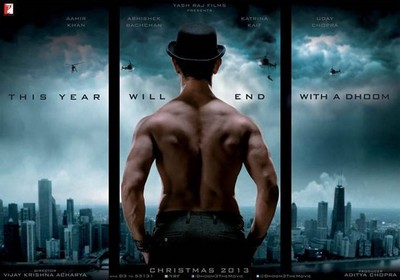 Dhoom 3 Movie Teaser