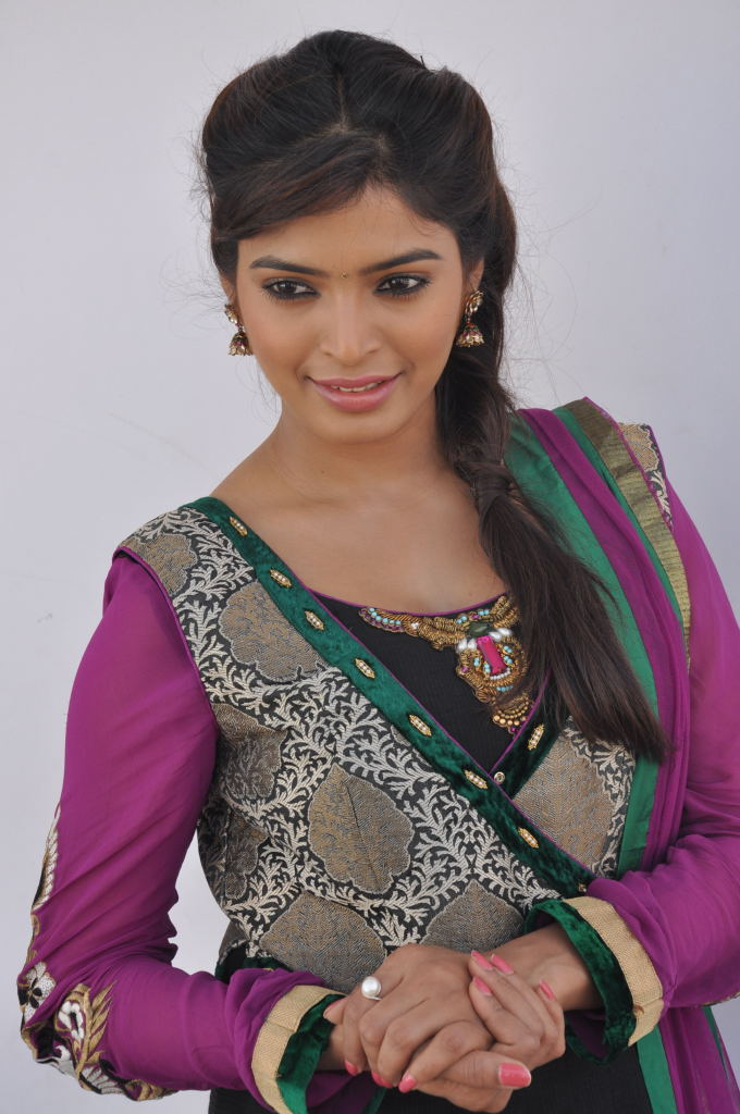 Sanchita Shetty New Stills at Villa Press Meet