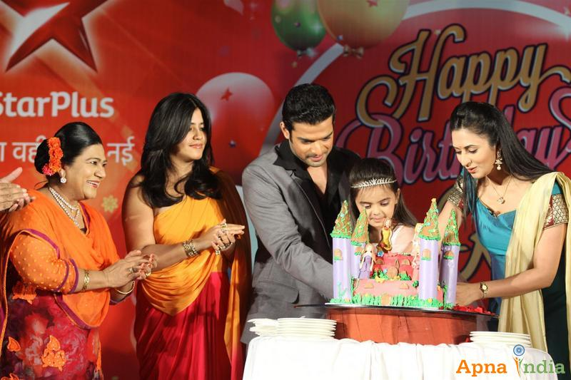 Press conference of TV serial Ye Hai Mohabbatein