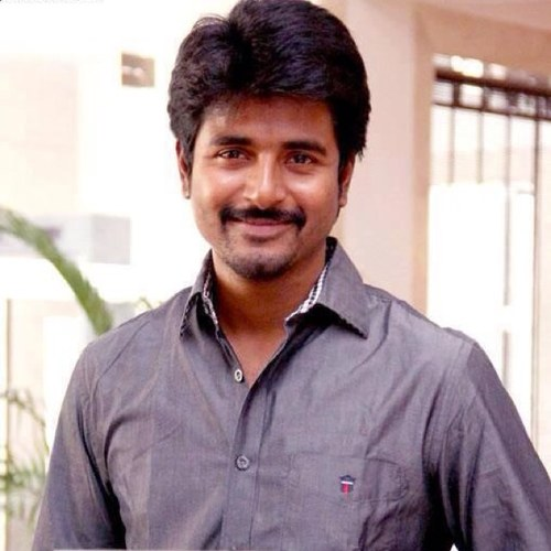Siva Karthikeyan is a Kick-Boxer