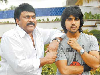 chiranjeevi ram charan in multistarrer if the latest buzz in