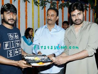Pawan Kalyan's Gabbar singh 2 movie launch video
