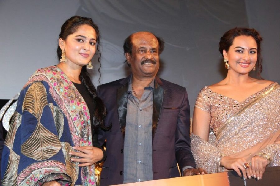 Lingaa Audio Launch Photos | Anushka | Rajnikanth | Super Star