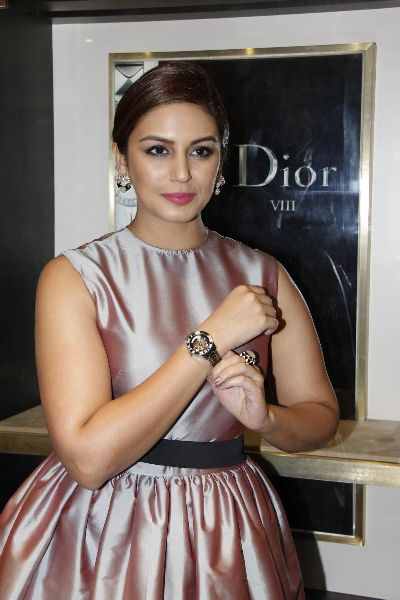Elli Avram Huma Qureshi at Dior Watches Launch Photos