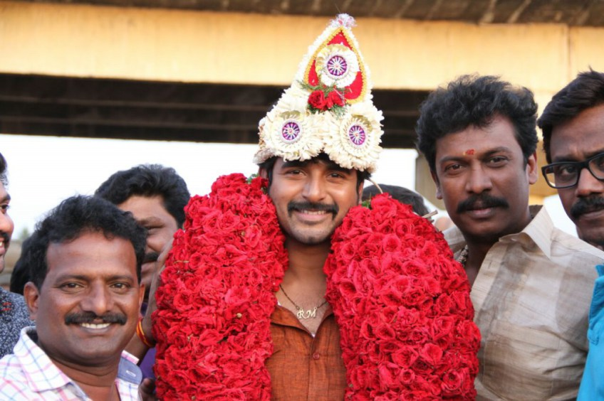 Siva Karthikeyan Birthday Celebration Photos